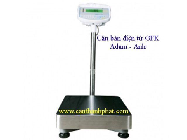 Cân bàn GFK-330aH 150g/20g Adam - Anh, cân điện tử GFK-330aH  - 1/1