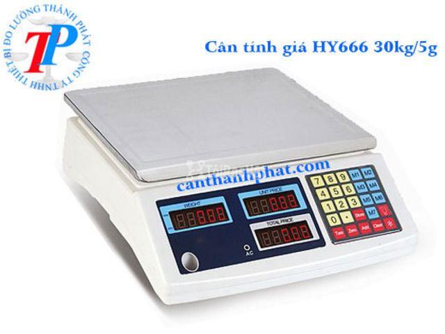 Cân  tính tiền HY666 Haoyu 30kg/5g - 1/1
