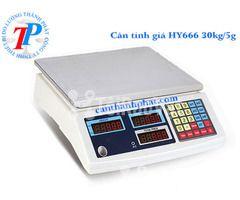 Cân  tính tiền HY666 Haoyu 30kg/5g