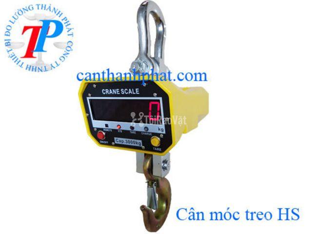 Cân treo điện tử HS 5 tấn, cân móc treo công nghiệp - 1/1