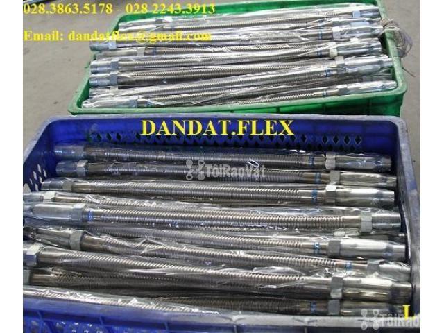 Ống mềm sprinkler, ống chũa cháy, ống mềm chữa cháy Sprinkler,ống inox - 2/6