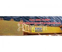 Sàn frp grating kháng hóa chất, sàn ô lưới loại isophthalic, vinyl - Hình ảnh 5/6