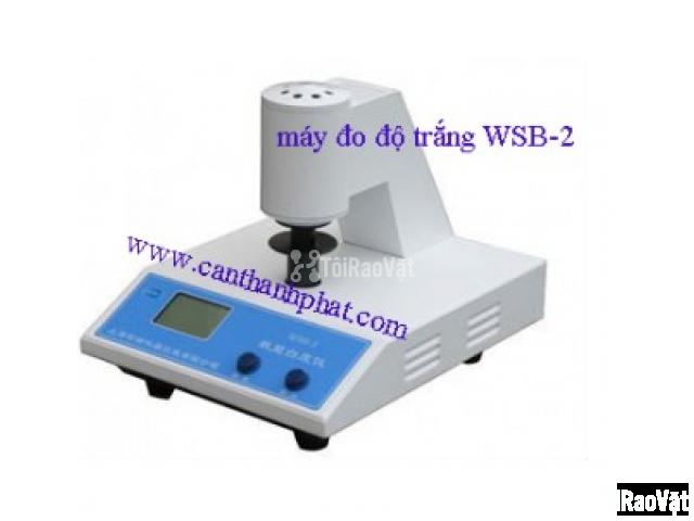 Máy đo độ trắng WSB-2 Xinrui - 1/1