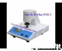 Máy đo độ trắng WSB-2 Xinrui