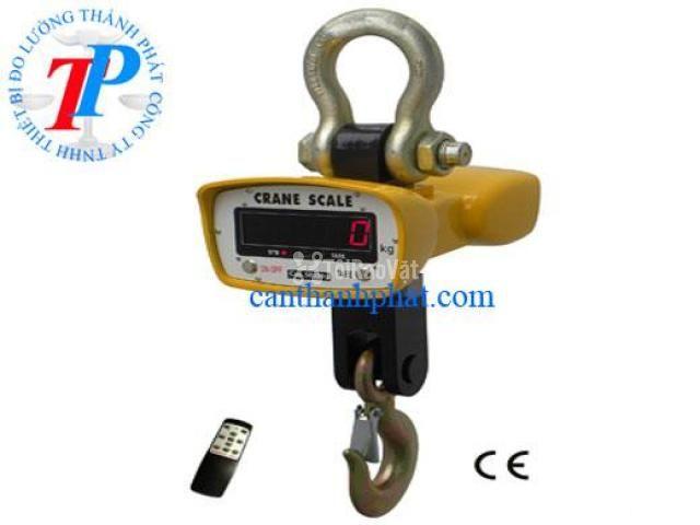 Cân móc treo điện tử HA Lilascale tải trọng 5 tấn - 1/1