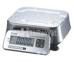 Cân điện tử chống nước FW500 Cas Hàn Quốc