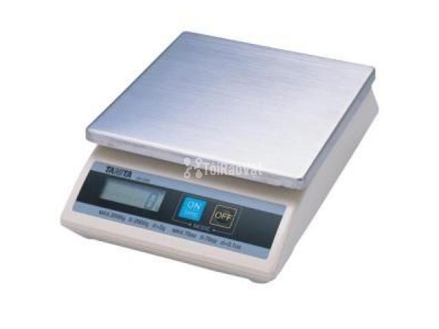 Cân điện tử KD-200 Tanita tải trọng 2kg/1g - 1/1