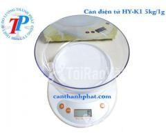 Cân điện tử HY-K1 Haoyu Đài Loan, 5kg/1g