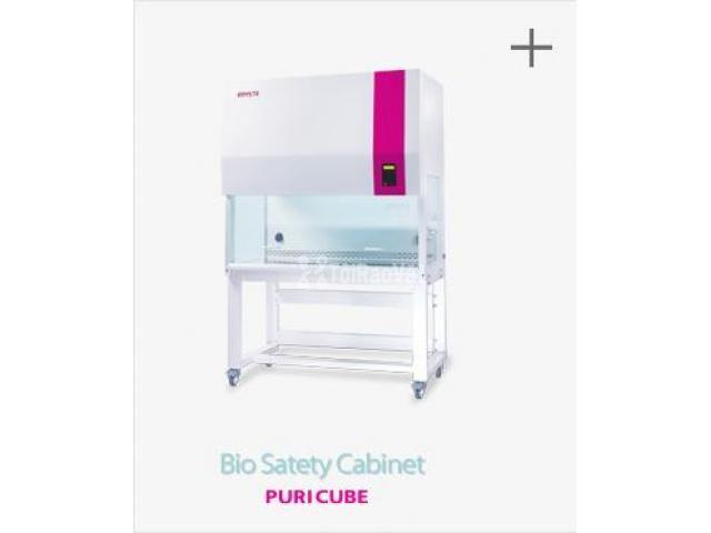 Tủ an toàn sinh học cấp 2 PURICUBE–900 Novapro Crystal - 1/1