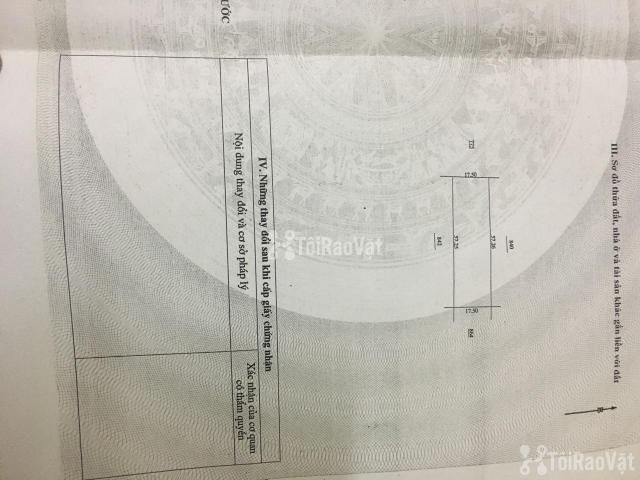 Đất mặt tiền quốc lộ 14 ngay kcn becamex sổ hồng riêng  - 1/4