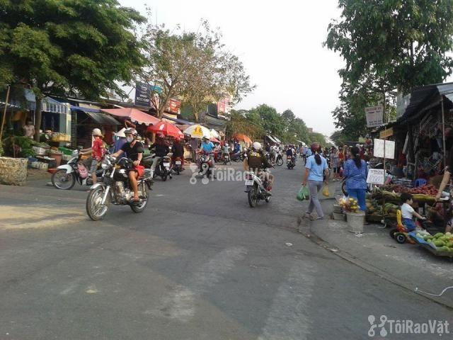 Đất mặt tiền quốc lộ 14 ngay kcn becamex sổ hồng riêng  - 4/4