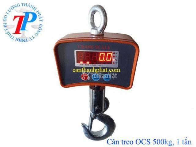 Cân treo điện tử OCS 1 tấn giá rẻ - 1/1