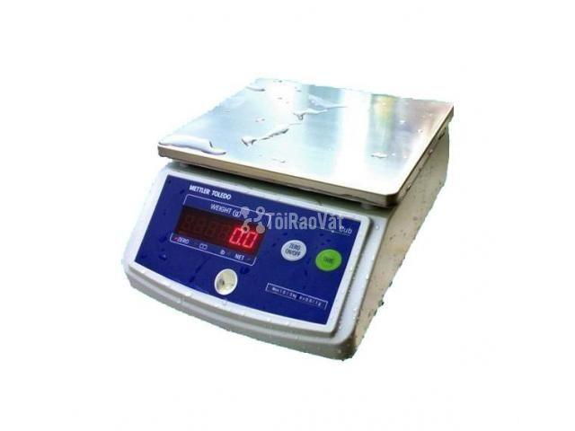 Cân thủy hải sản Cub I Mettler toledo tải trọng 3kg/0.5g - 1/1
