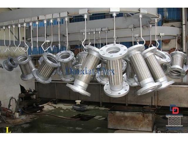 Báo giá Khớp nối mềm inox 304, khớp nối chống rung inox dn50, ống mềm - 2/6