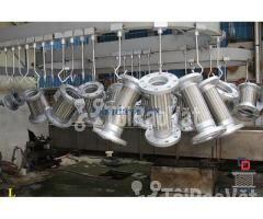 Báo giá Khớp nối mềm inox 304, khớp nối chống rung inox dn50, ống mềm - Hình ảnh 2/6