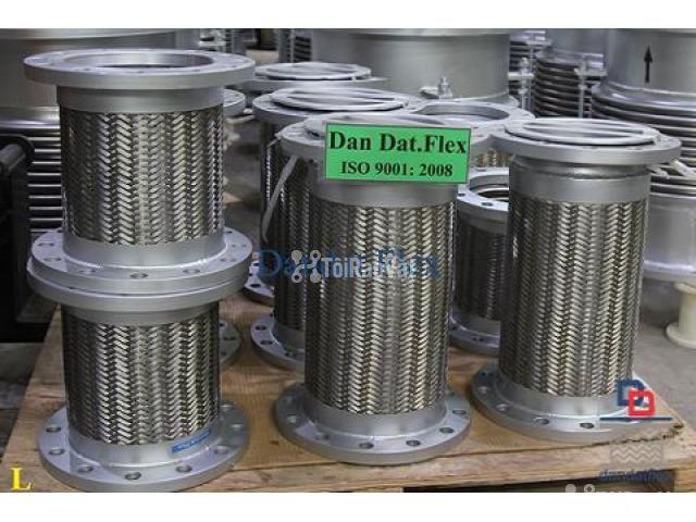 Báo giá Khớp nối mềm inox 304, khớp nối chống rung inox dn50, ống mềm - 4/6