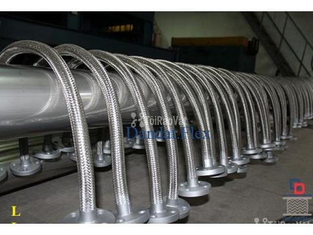 Báo giá Khớp nối mềm inox 304, khớp nối chống rung inox dn50, ống mềm - 5/6