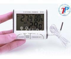 Nhiệt ẩm kế điện tử DC103, BH 12 tháng