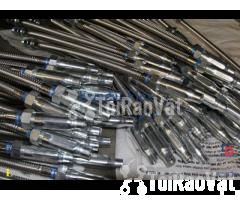 Dây cấp nước inox 304, ống mềm sprinkler pccc, ống dẫn nước inox - Hình ảnh 2/6
