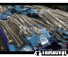 Dây cấp nước inox 304, ống mềm sprinkler pccc, ống dẫn nước inox - Hình ảnh 3/6