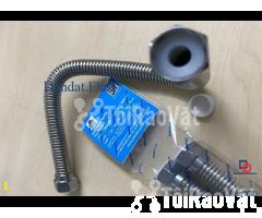Dây cấp nước inox 304, ống mềm sprinkler pccc, ống dẫn nước inox - Hình ảnh 6/6