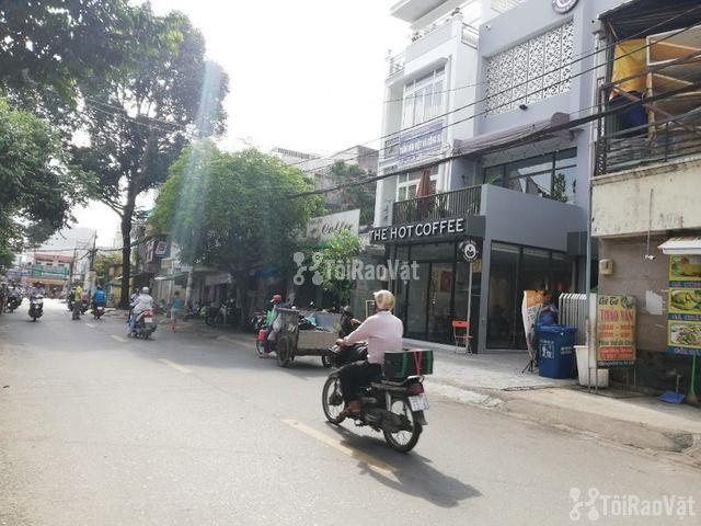 Cho thuê nhà Góc 2MT số 5 Huỳnh Đình Hai, Phường 14, Quận Bình Thạnh.  - 3/6