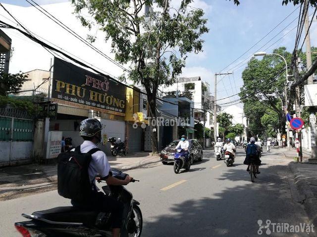 Cho thuê nhà Góc 2MT số 5 Huỳnh Đình Hai, Phường 14, Quận Bình Thạnh.  - 6/6
