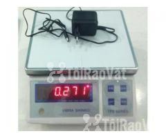 Cân điện tử TPS Shinko tải trọng 6kg, cân nhâp khẩu giá tốt