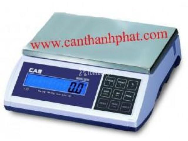 Cân điện tử ED-H-6kg, 6kg/0.2g Cas chính hãng - 1/1