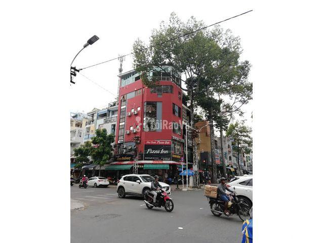 Cho thuê nhà Góc 2 MT số 254 Nguyễn Trãi Và Huỳnh Mẫn Đạt,Quận 5 - 1/5