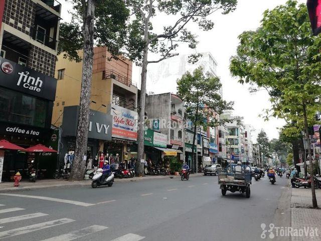Cho thuê nhà Góc 2 MT số 254 Nguyễn Trãi Và Huỳnh Mẫn Đạt,Quận 5 - 2/5