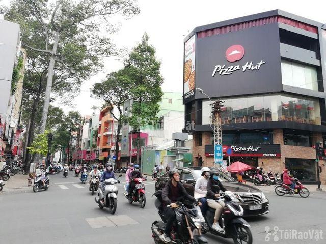 Cho thuê nhà Góc 2 MT số 254 Nguyễn Trãi Và Huỳnh Mẫn Đạt,Quận 5 - 3/5