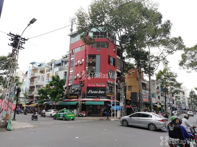 Cho thuê nhà Góc 2 MT số 254 Nguyễn Trãi Và Huỳnh Mẫn Đạt,Quận 5 - 4/5