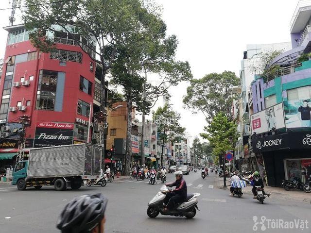 Cho thuê nhà Góc 2 MT số 254 Nguyễn Trãi Và Huỳnh Mẫn Đạt,Quận 5 - 5/5