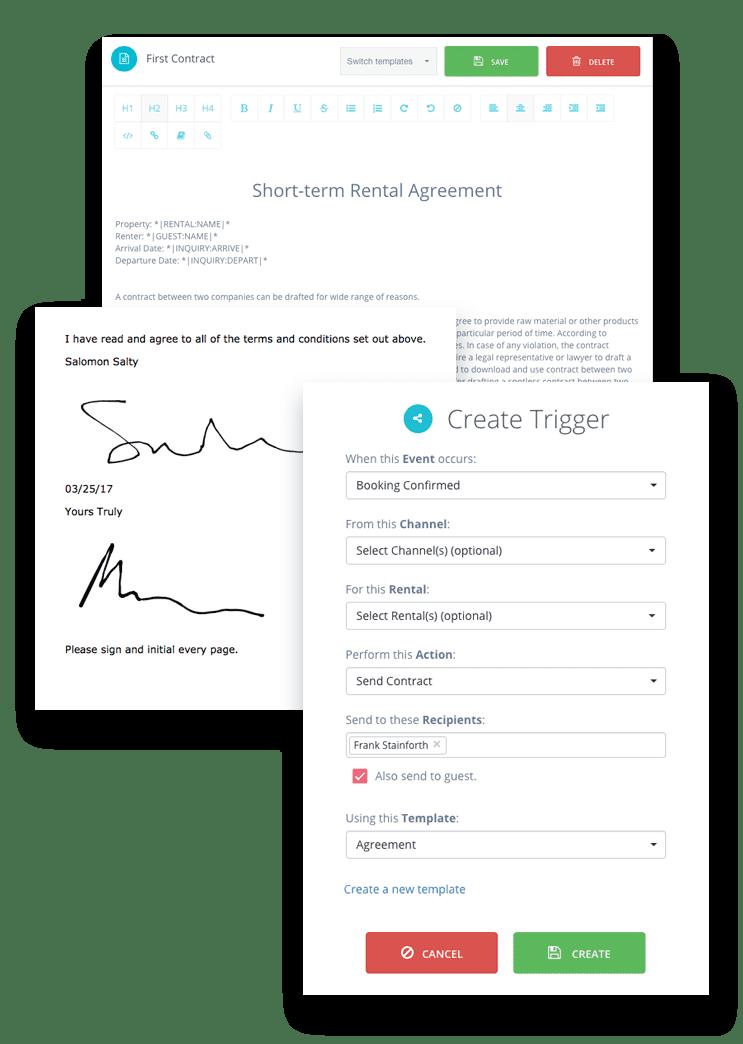 Tokeet Short Term Rental Management Software