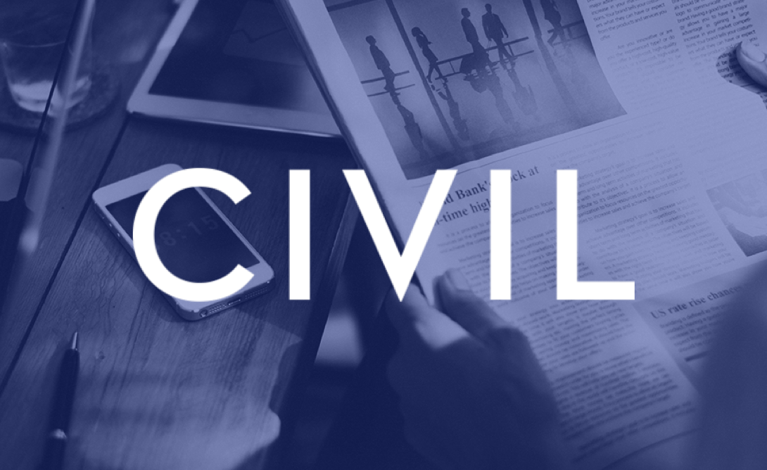 Blockchain-based journalism network civil