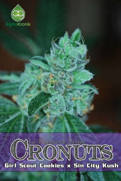 Mostly Sativa: Cronuts