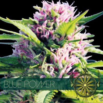 Mostly Indica: Blue Power