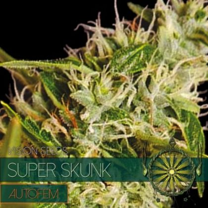 Mostly Indica: Super Skunk Auto