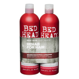 TIGI Shampoo   Hoitoaine 2 x 750 ml Resurrection 7875269857