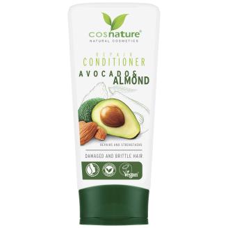 Cosnature Korjaava avokado- ja manteliöljyhoitoaine 200 ml. 4 49. image.  Garnier Respons Kosteuttava hoitoaine 200 ml Nourishing Almond Milk a618ad5a89