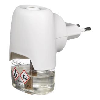 Liquid Electric -hyttyskarkotin + täyttöpullo