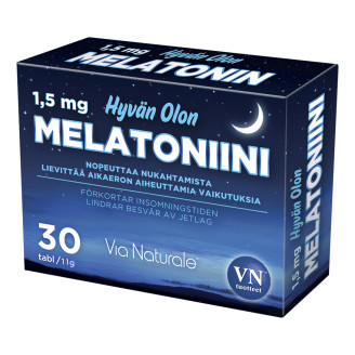 Tokmanni Melatoniini