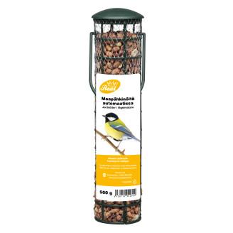 Maapähkinäautomaatti linnuille