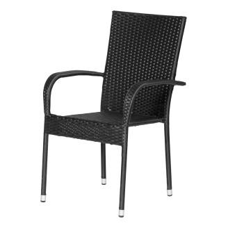 Ruokapöydän tuoli, polyrottinkia