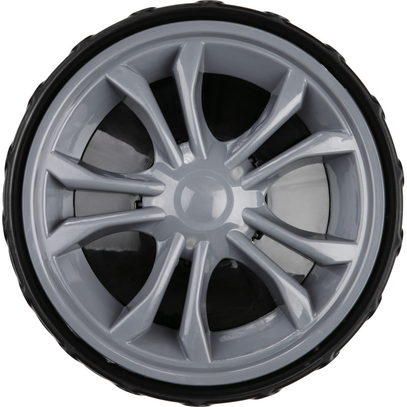 Hubcap Tire And Wheel >> Eturengas 6 5 Brucke Click 36 V Akkuruohonleikkuriin