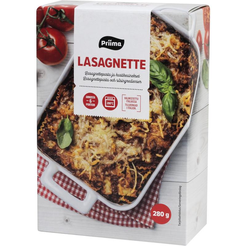 0df68e1ce56f Lasagnette 280 g Bolognese edullisesti Tokmannilta