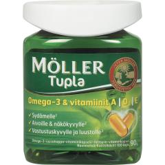 Tupla Omega-3 100kpl