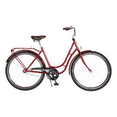 Polkupyörä 28 Classic 1-vaihde Punainen-Cappuc