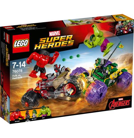 76078 Hulk vs. Punainen Hulk